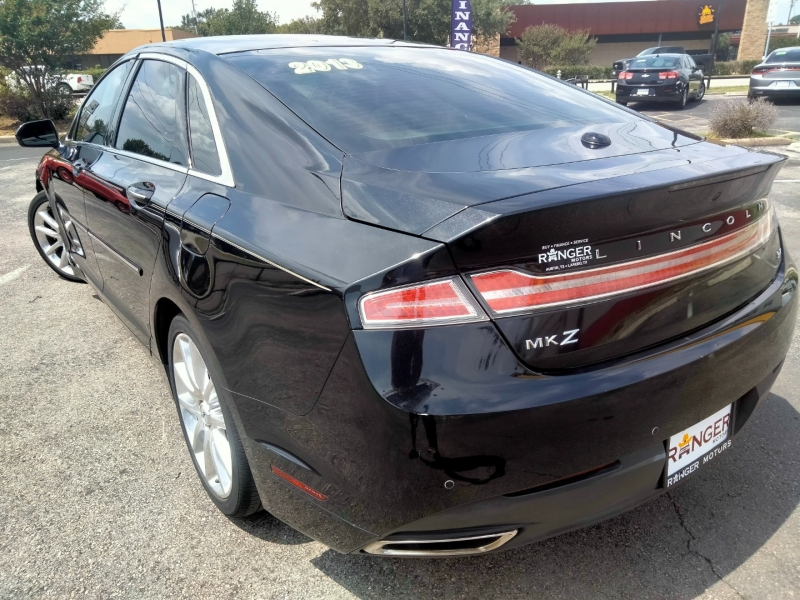 Lincoln MKZ 2013 price Call for Pricing.