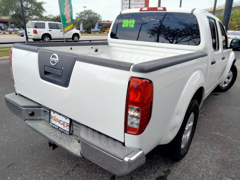 Nissan FRONTIER 2012 price call for price