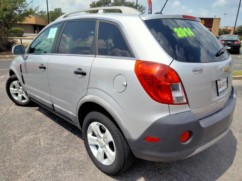 Chevrolet CAPTIVA 2014 price call for price