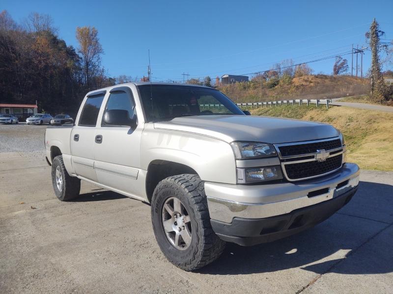 Chevrolet Silverado 1500 2006 price $8,400