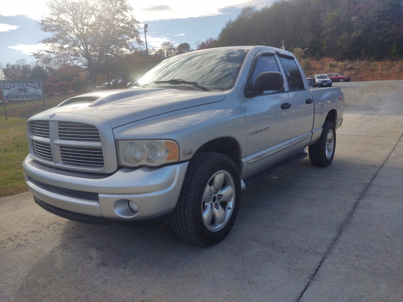 Dodge Ram 1500 2004 price $8,400