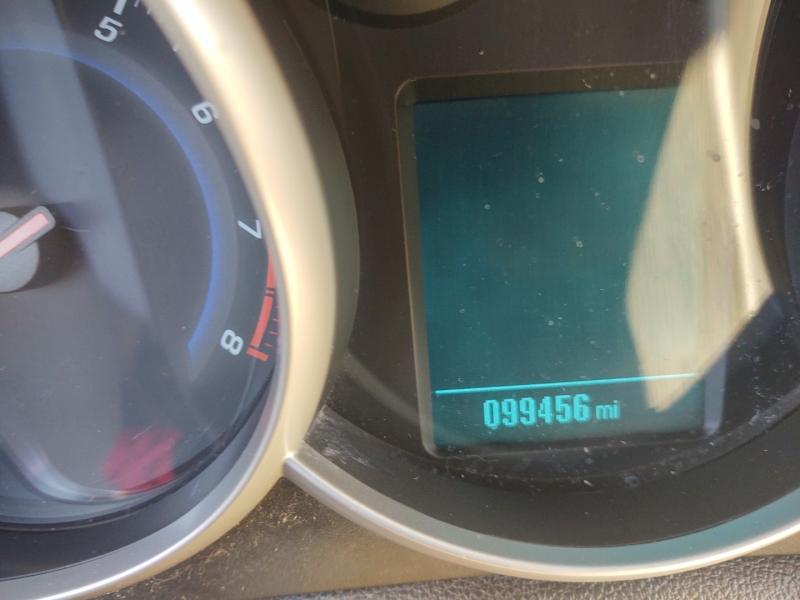 Chevrolet Cruze 2012 price $6,900