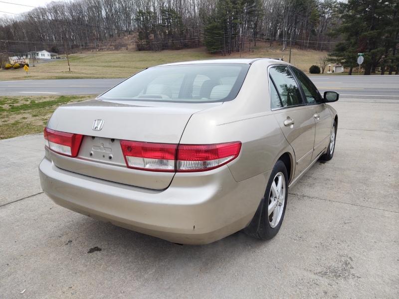 Honda Accord Sdn 2003 price $4,700