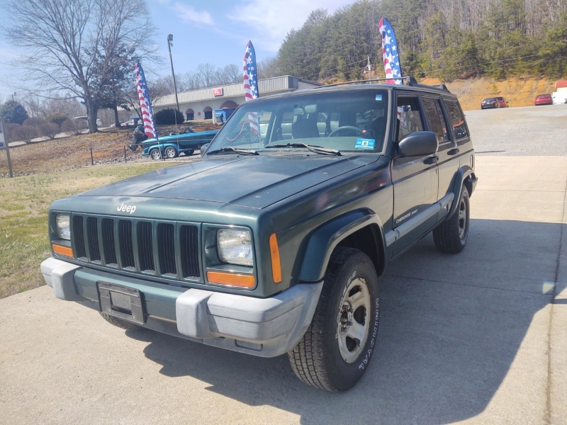 Jeep Cherokee 1999 price $3,900