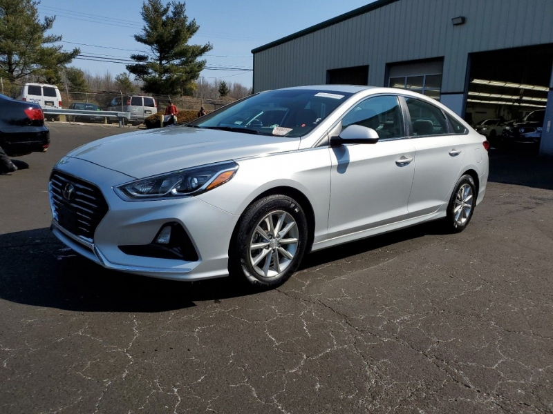 Hyundai Sonata 2018 price $18,900