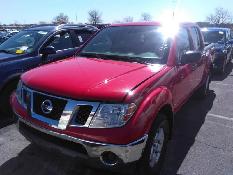 Nissan Frontier 2010 price $12,500