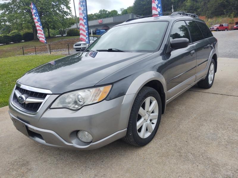 Subaru Outback 2009 price $6,800