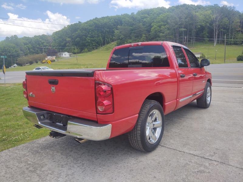 Dodge Ram 1500 2008 price $11,500