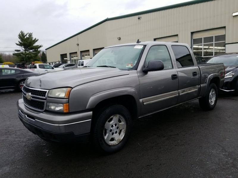 Chevrolet Silverado 1500 2006 price $11,100