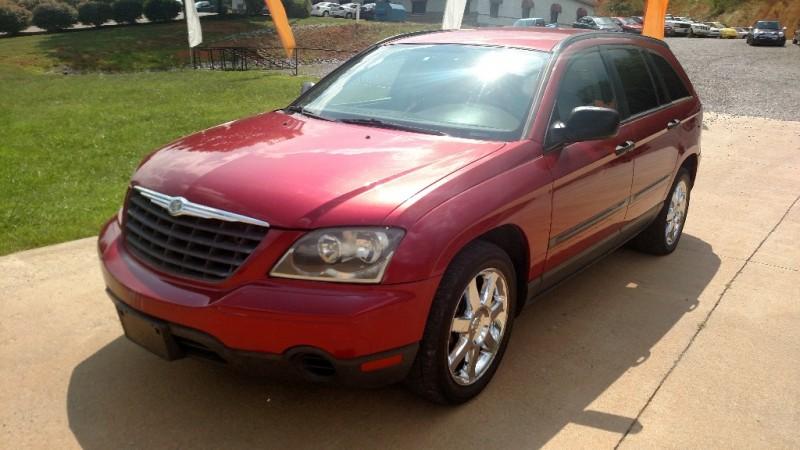 Chrysler Pacifica 2006 price $0