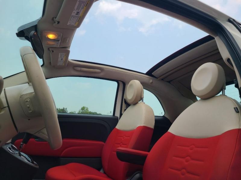 FIAT 500C 2013 price $9,995