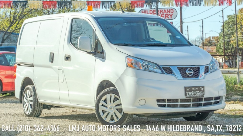 NISSAN NV200 2017 price $14,005