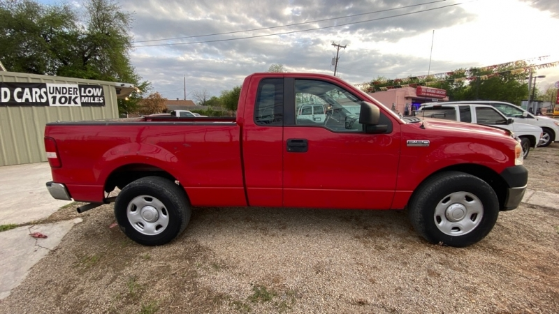 FORD F150 2008 price $7,600