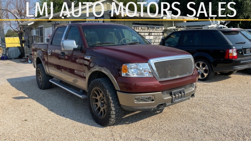 FORD F150 2004 price $9,500