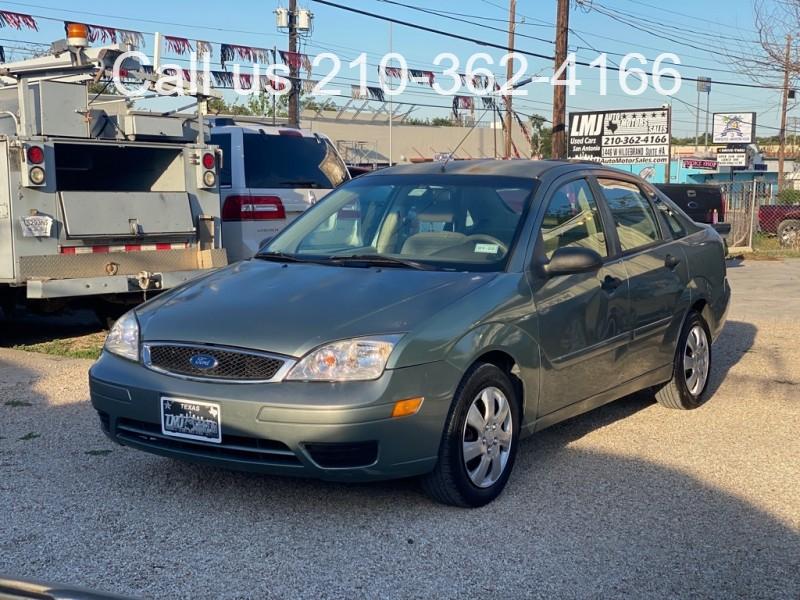 FORD FOCUS 2006 price $3,400