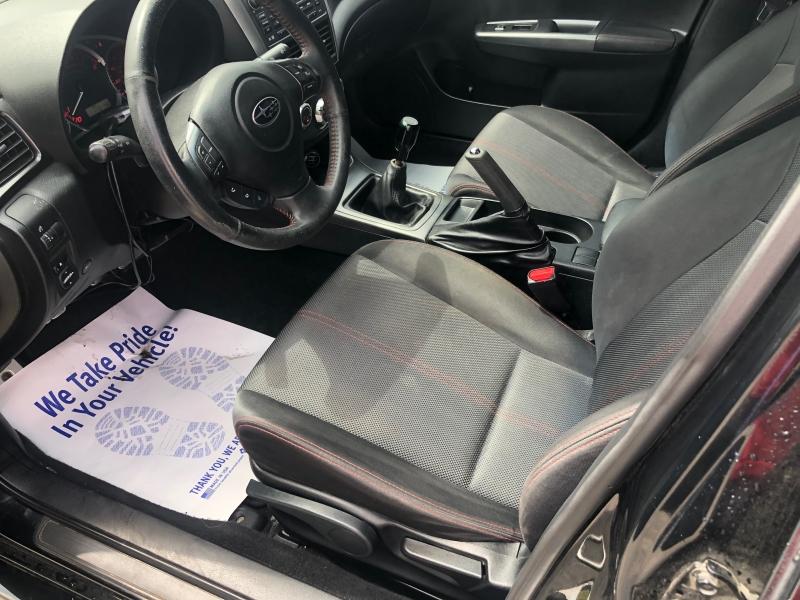 Subaru Impreza Sedan WRX 2013 price $13,450