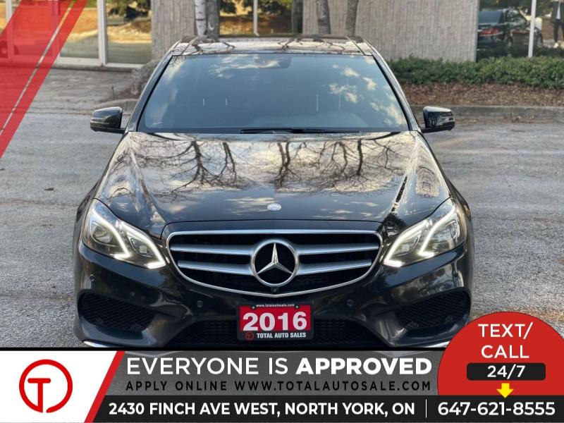 Mercedes-Benz E-Class 2016 price $24,385
