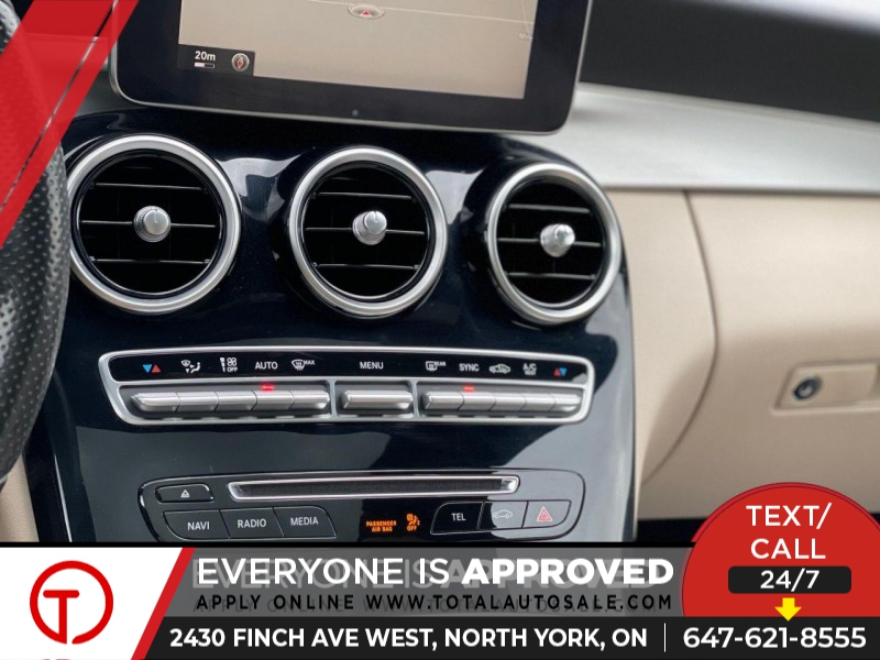 Mercedes-Benz C-Class 2015 price $24,895