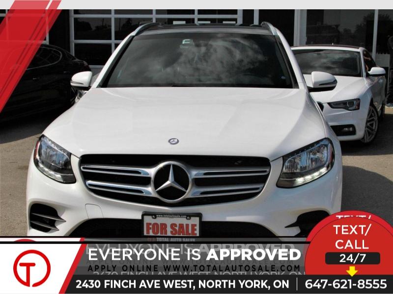 Mercedes-Benz GLC-Class 2016 price $28,985