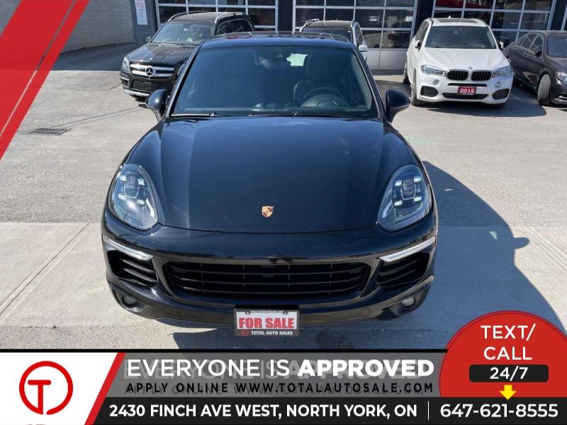 Porsche Cayenne 2016 price $44,595