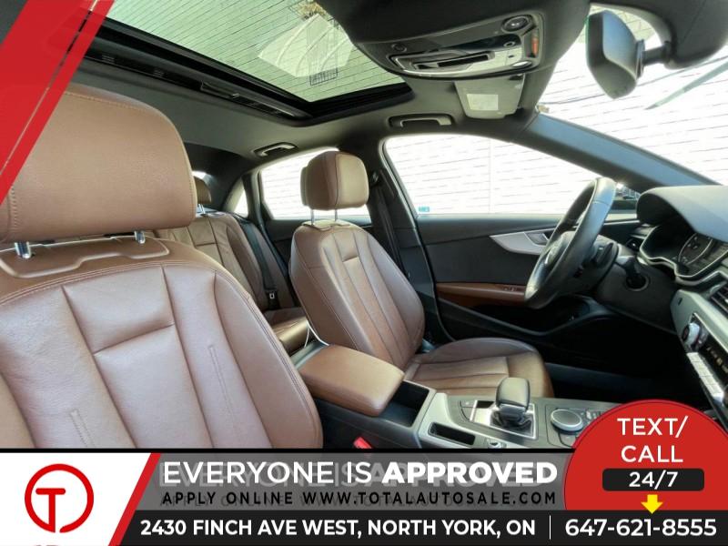 Audi A4 2017 price $23,985