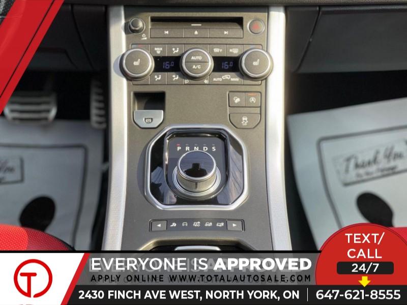 Land Rover Range Rover Evoque 2016 price $36,495