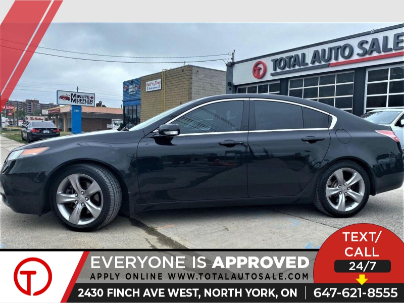Acura TL 2013 price $12,985