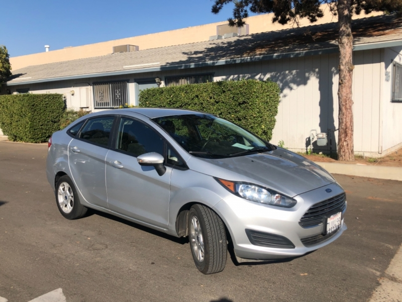 Ford Fiesta 2015 price $5,999