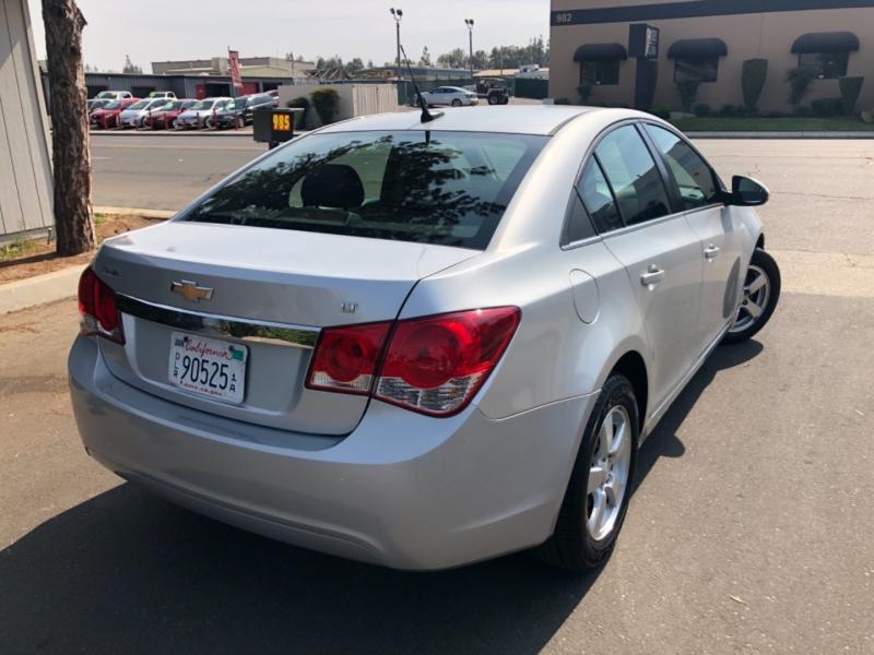 Chevrolet Cruze 2012 price $5,750
