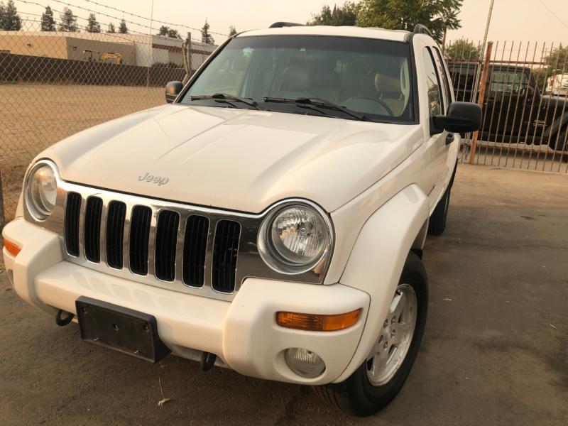 Jeep Liberty 2003 price $4,499