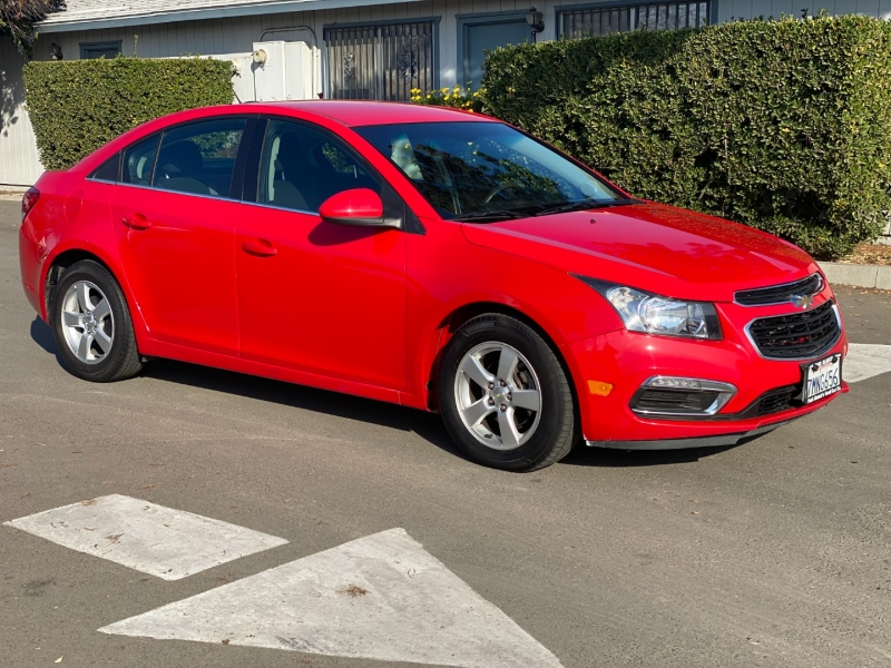 Chevrolet Cruze Limited 2016 price $6,499
