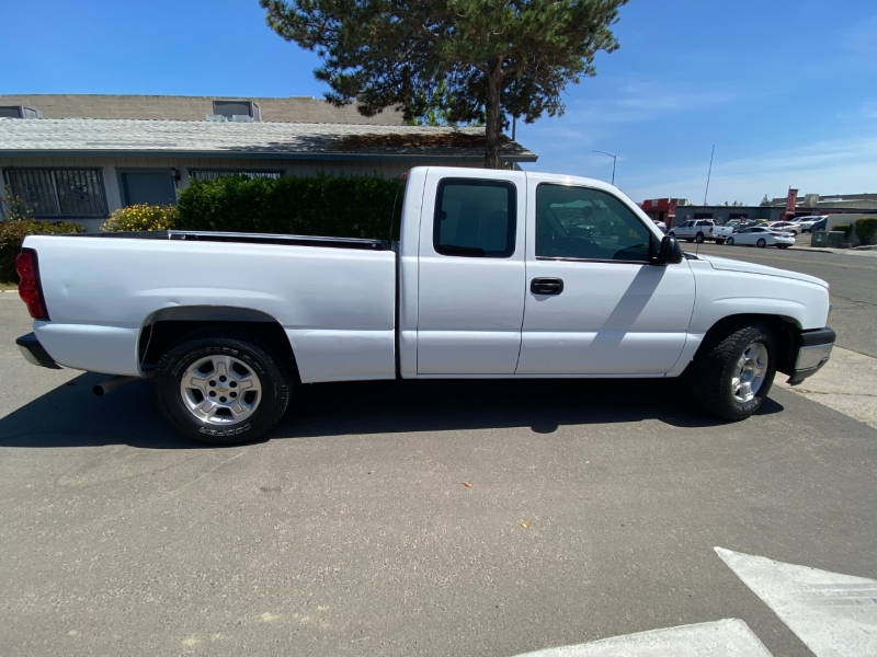 Chevrolet Silverado 1500 2005 price $6,499