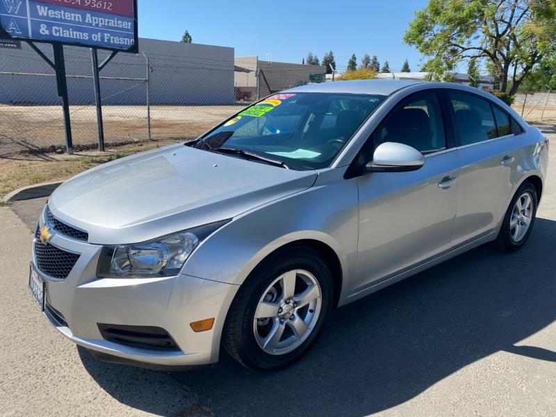 Chevrolet Cruze 2014 price $7,499