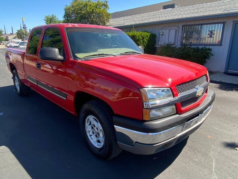 Chevrolet Silverado 1500 2003 price $8,499
