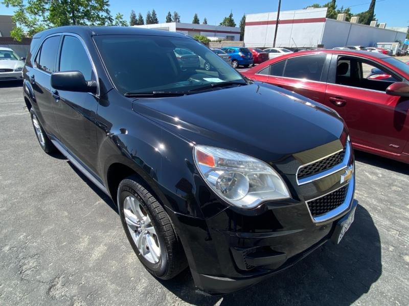 Chevrolet Equinox 2015 price $8,999