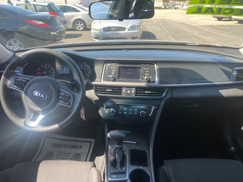 Kia Optima 2017 price $12,999