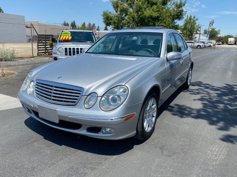 Mercedes-Benz E-Class 2004 price $5,499
