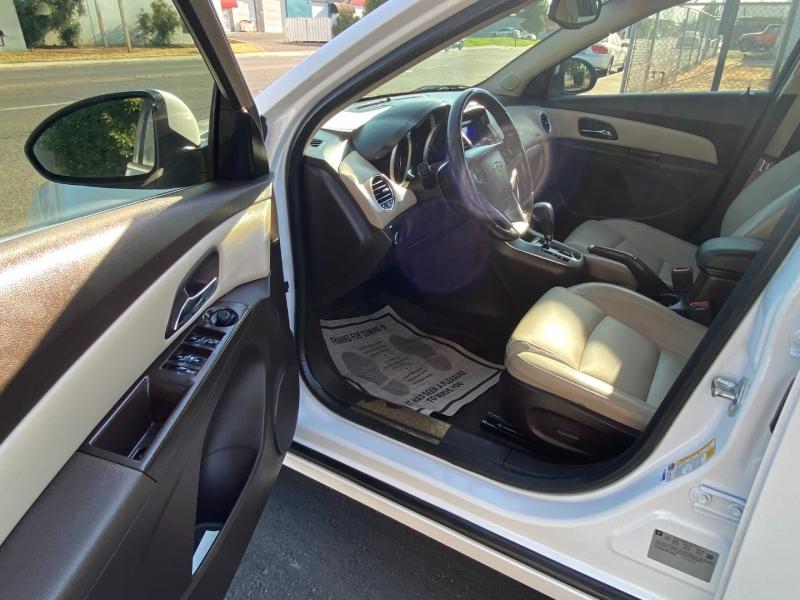 Chevrolet Cruze 2012 price $7,499