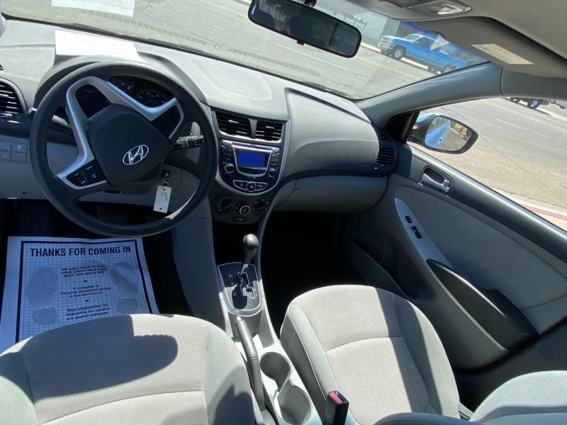Hyundai Accent 2012 price $6,999