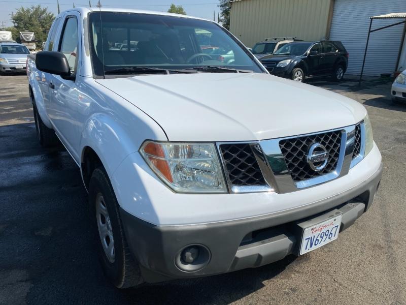 Nissan Frontier 2006 price $9,500
