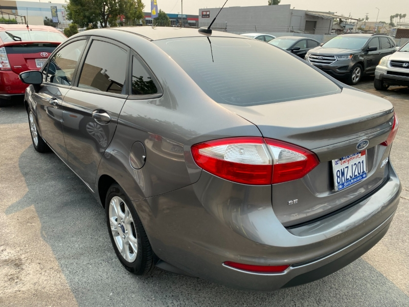 Ford Fiesta 2014 price $5,999