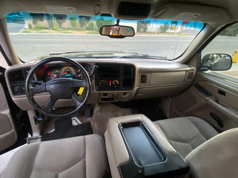 Chevrolet Silverado 1500 2005 price $8,999