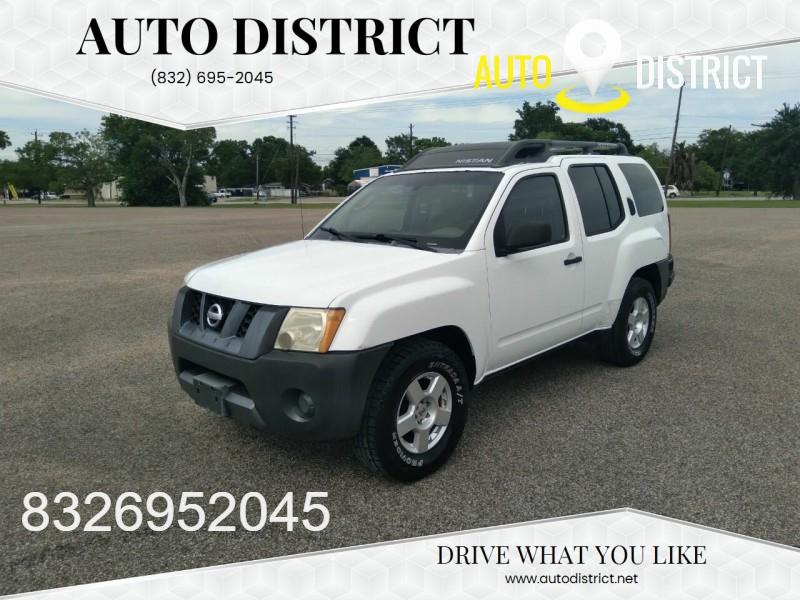 Nissan Xterra 2007 price $5,995