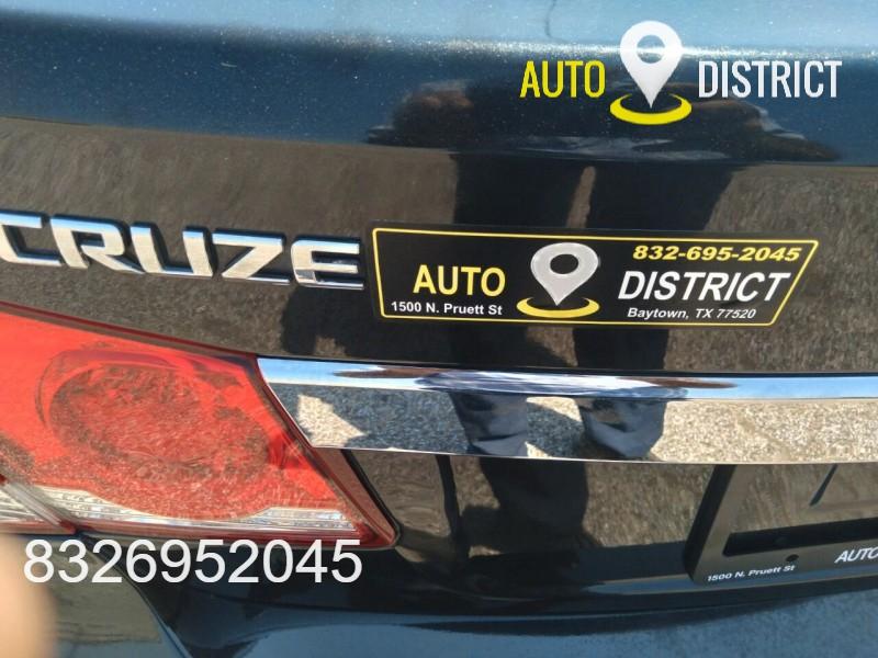 Chevrolet Cruze 2015 price $9,995