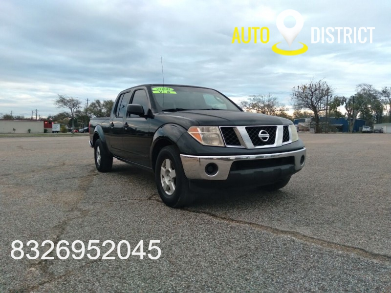 Nissan Frontier 2008 price