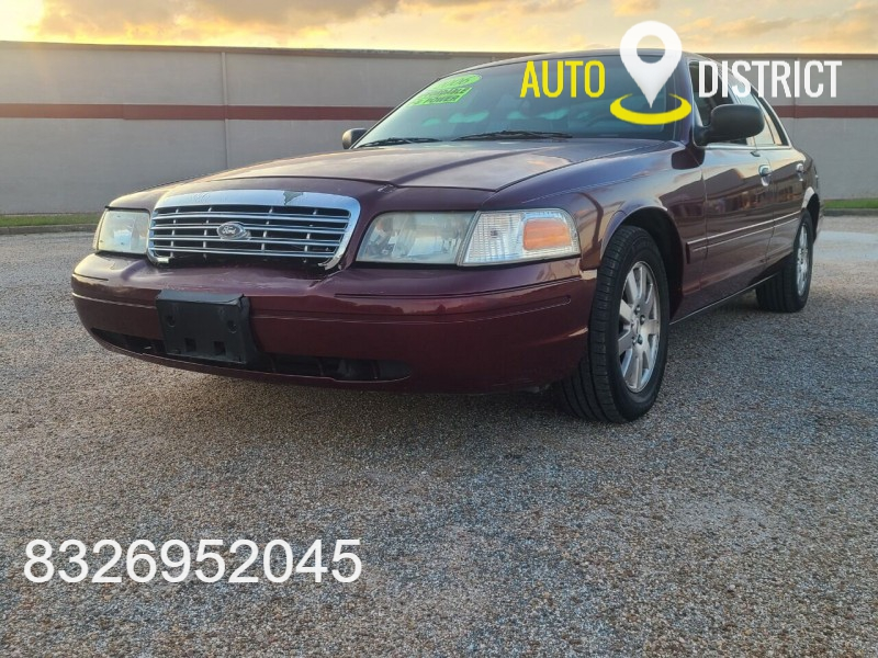 Ford Crown Victoria 2006 price $4,995