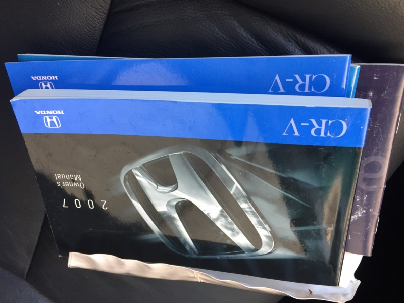 Honda CR-V 2007 price $5,750 Cash