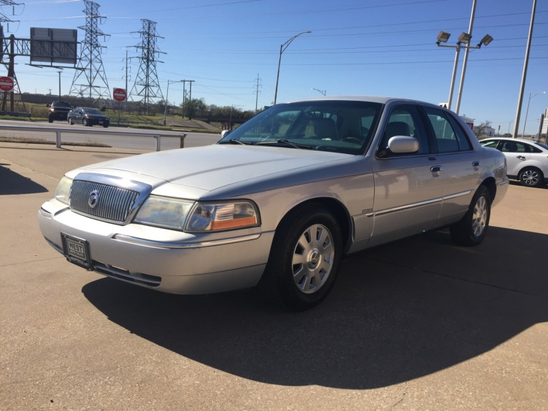Mercury Grand Marquis 2003 price $4,500 Cash