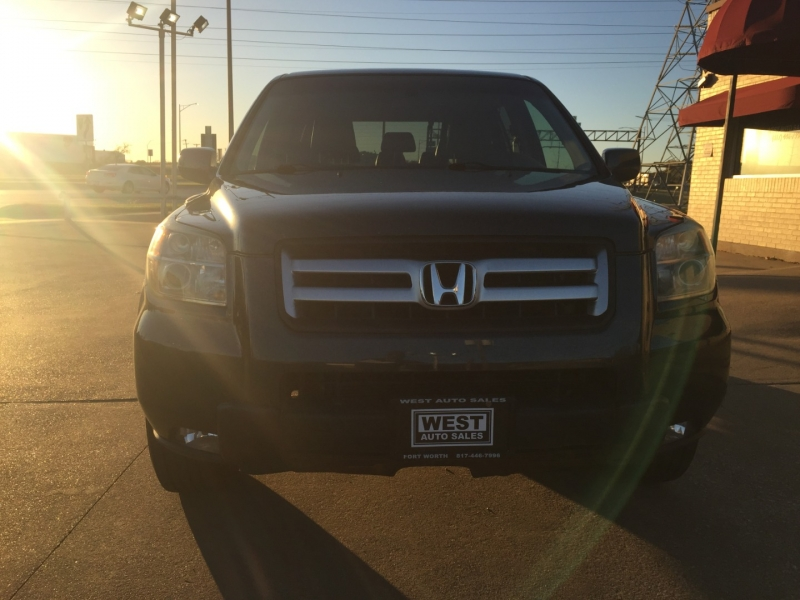 Honda Pilot 2006 price $6,000 Cash