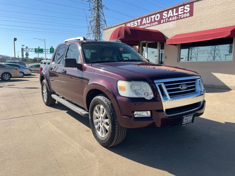 Ford Explorer Sport Trac 2007 price $6,000 Cash
